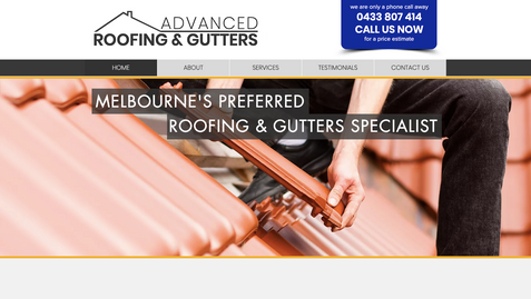 Advanced Roofing & Gutters
