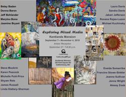 Exploring Mixed Media