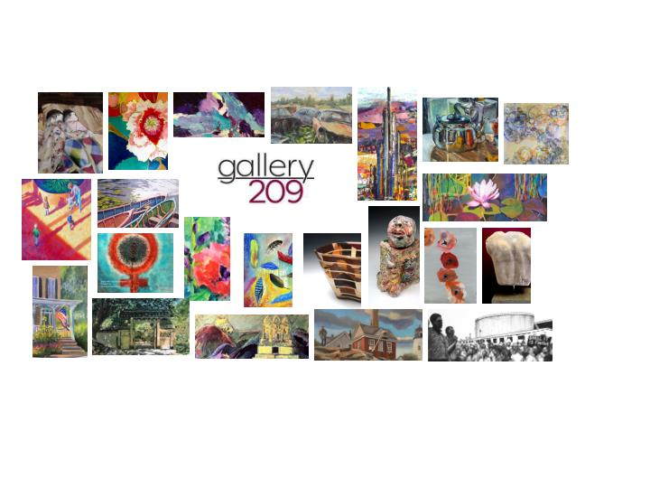 Grand Opening Extended Gallery 209.