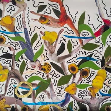 Ballet Flowers 5