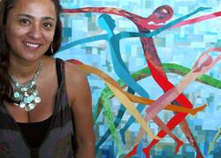 Roxana Rojas Luzon Featured Artist