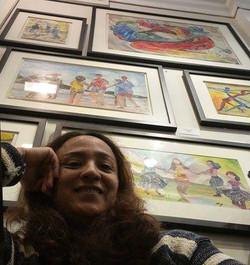 Roxana Rojas Luzon- Collage