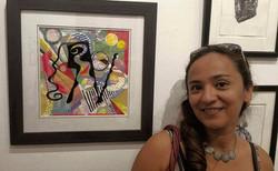 Roxana Rojas-Luzon in New York