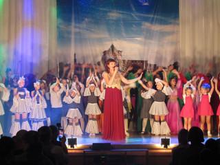 Концертная праздничная программа ко Дню народного единства  -  «Россия единством сильна!»