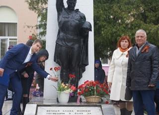 День Победы в ДК Доскино