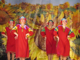 Юбилейный концерт Образцового ансамбля танца «Сударушка» - «Русская душа»
