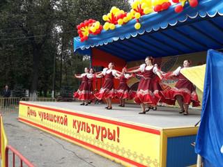 Фестиваль национальных культур «Подсолнух»