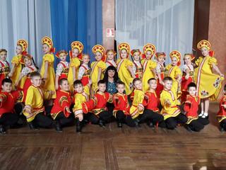 Отчетный концерт ансамбля «Сударушка»