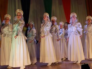 Отчетный концерт ансамбля «Сувенир»