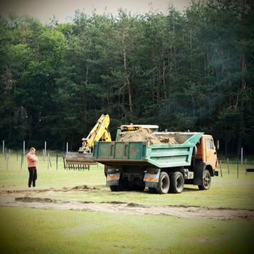 Budujemy nową alpakarnię!