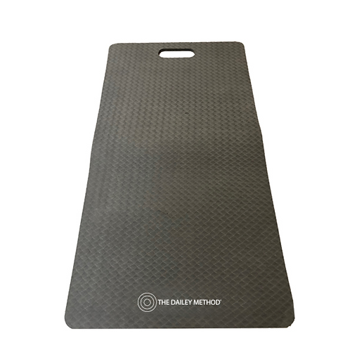 Thick Barre Mat - Charcoal Gray