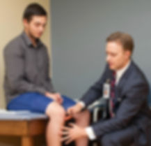When choosing your spine surgeon, consider ability, availability, conflict of interest, and trust   Dr. Benjamin Bjerke and his patient