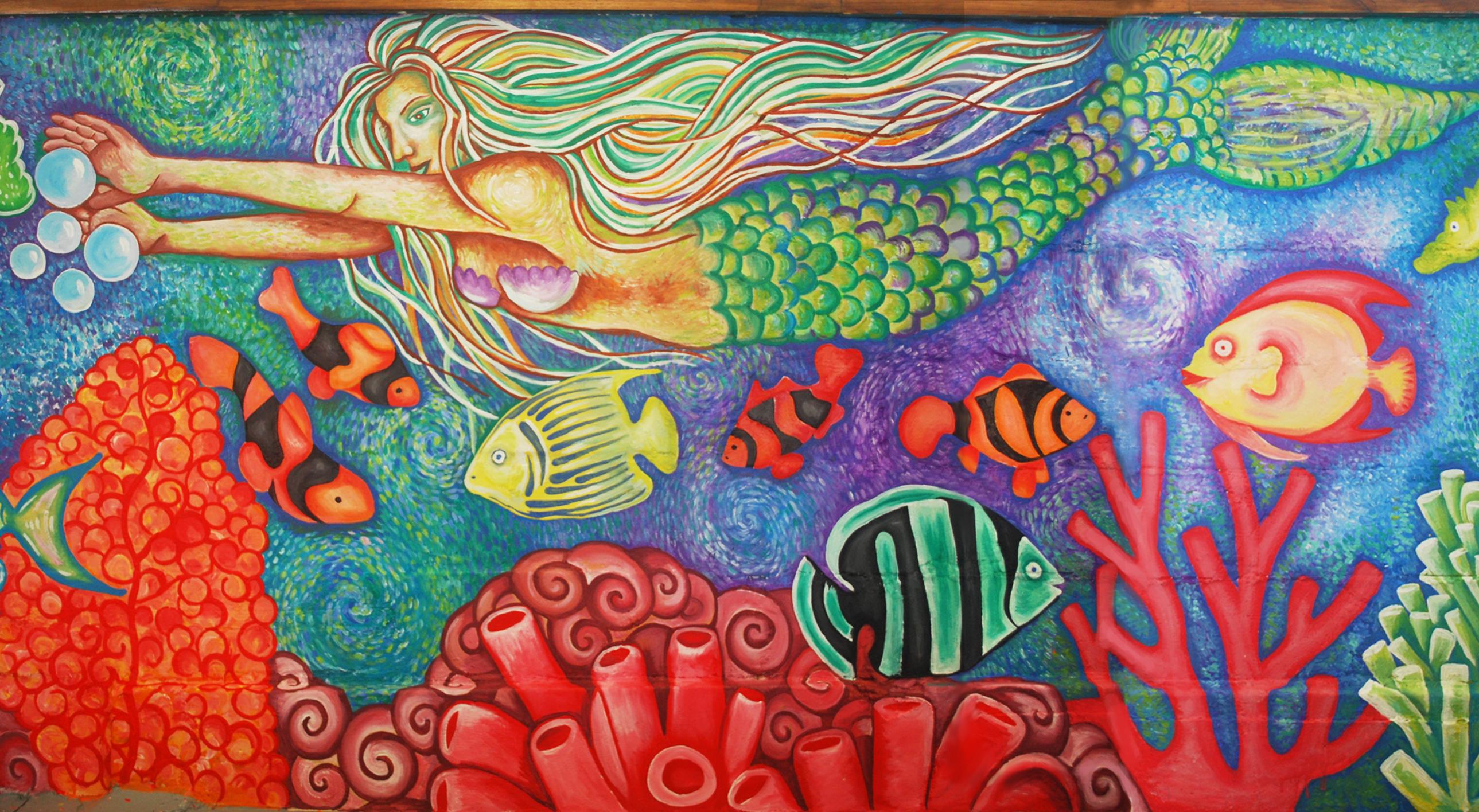 Snoekies Mermaid Ortfolio