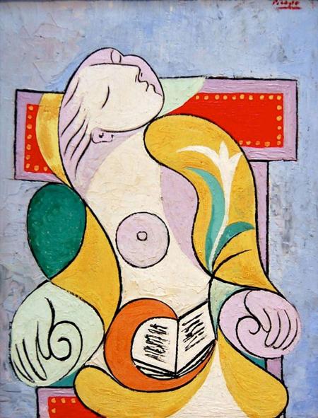La Lecture, 1932 Pablo Picasso