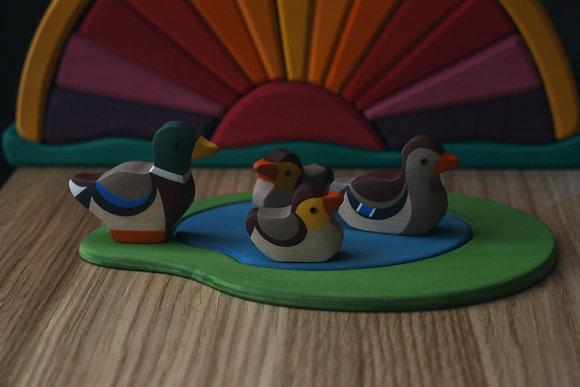 Duck Family Set #2