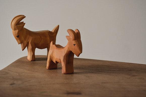 Goats - Predan Wooden Toys
