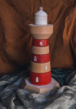 Large Lighthouse Stacker