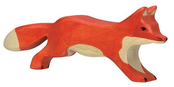 Running Fox - Holztiger