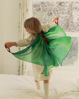 Sarah's Silks Fairy Wings - Forest