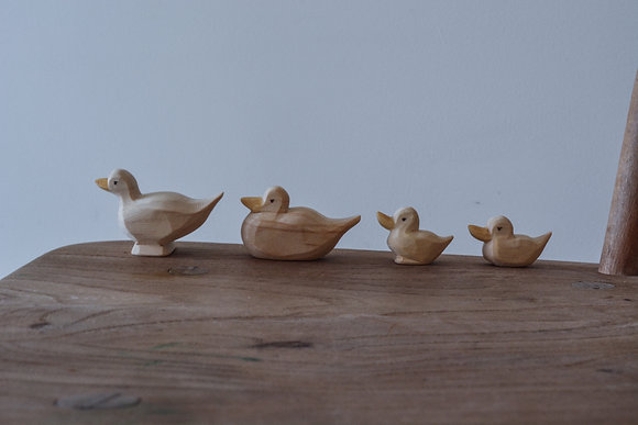 Ducks - Predan Wooden Toys