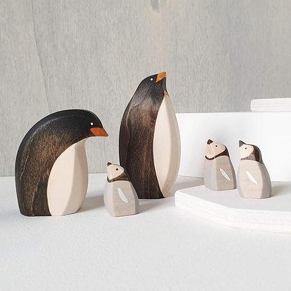 Penguins - Brin d'Ours