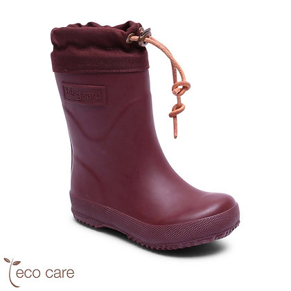 Rain Boots / Wellies - Bordeaux Bisgaard Thermo