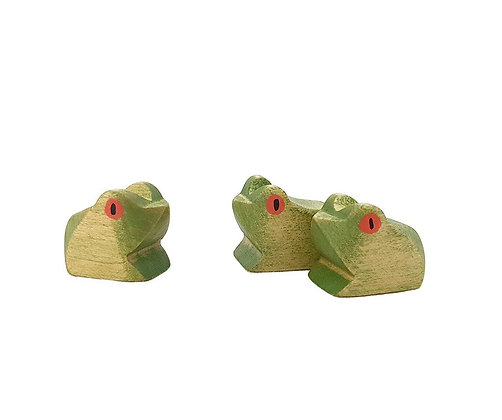 Frog - Brin d'Ours