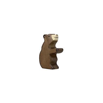 Small Brown Bear - Holztiger