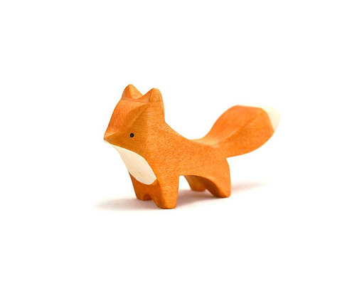 Standing Fox - Brin d'Ours