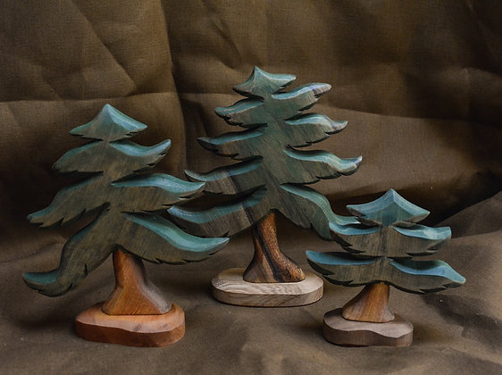 Fir Trees - Predan Wooden Toys
