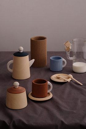 Raduga Grëz Earthy Tea Set