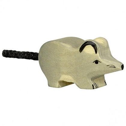 Grey Mouse - Holztiger