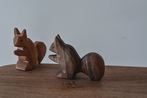 Squirrel - Predan Wooden Toys