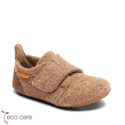 Slippers - Camel Bisgaard Casual Wool