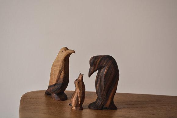 Penguin Family - Predan Animals