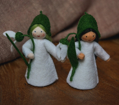 Ambrosius Snowdrop Flower Fairies