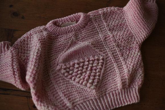 Fluffwear Sweater - 2.5/3.5yo