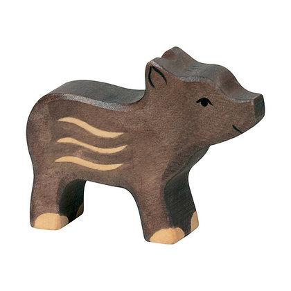 Young Boar - Holztiger