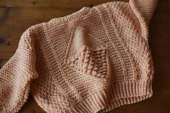 Fluffwear Sweater - 1.5/2.5yo