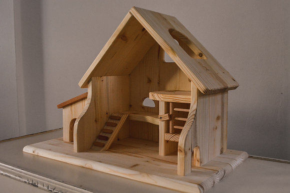 Stable for Small Animals