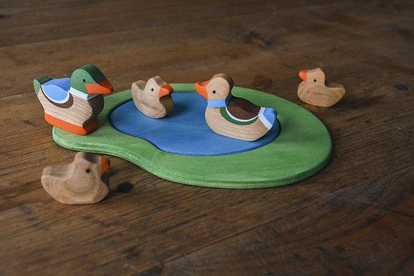 Duck Family Set #1