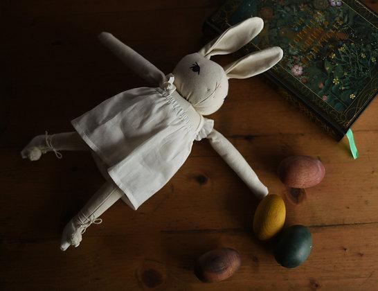 Medium Ballet Rabbit - The Polkadot Club