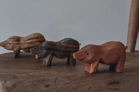 Pig - Predan Wooden Toys