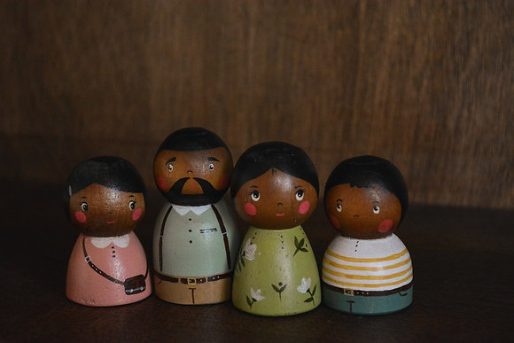 Family 3  - Little People