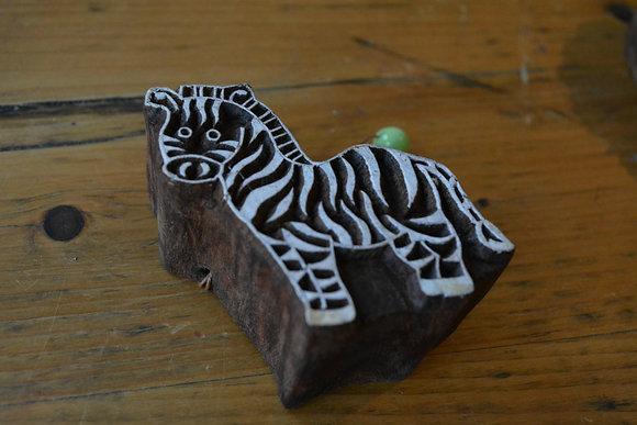 Stamp - Zebra
