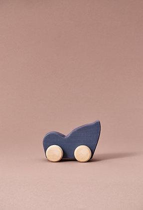 Toy Car Butterfly Wings - Raduga Grez