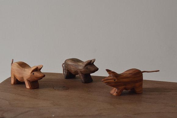 Piglets - Predan Wooden Toys