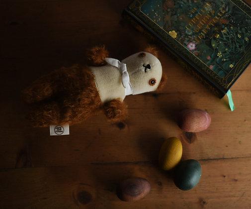 PDC Bear in Rust - The Polkadot Club