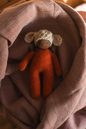 Sleeping Lamb K - Waldorf Dolls
