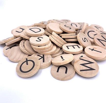 Reversible coins for Hundred Frame